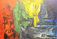 Männer Aktgruppe 2011 sold