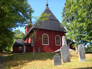 Kirche Kristiinankaupunki