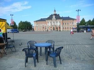 Marktplatz Kuopio
