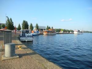 Hafen Kuopio