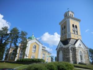 grösste Holzkirche der Welt
