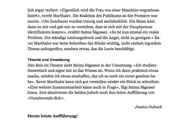2Neue Oberaargauer Zeitung - Ängste im bunten Bällebad