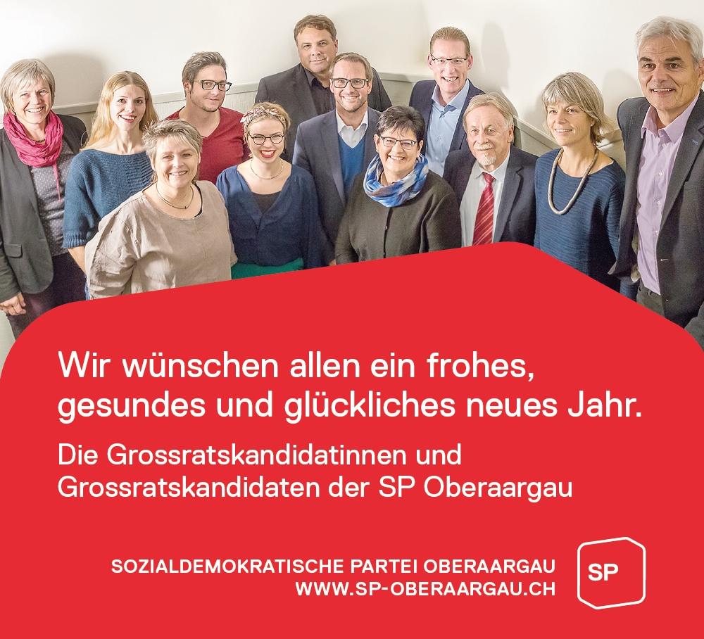 2018-01-04 Anzeiger SPO-Neujahrsinserat mit GR-Kandis